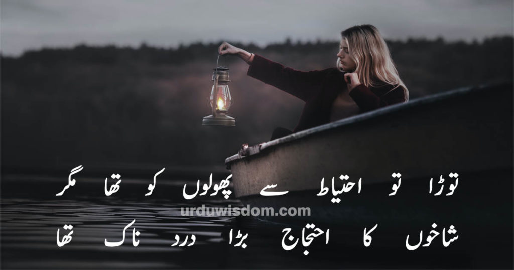 Best Sad Poetry In Urdu 19