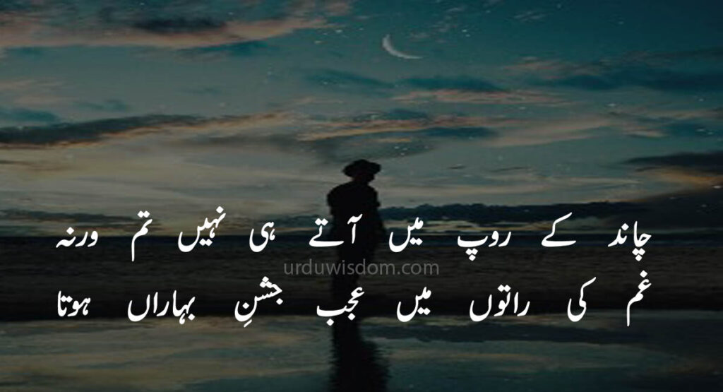 Poetry Love In Urdu 3